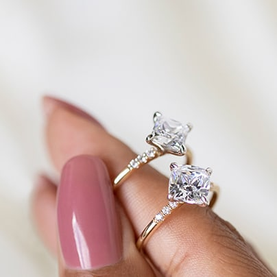 Unique Engagement Rings and Settings