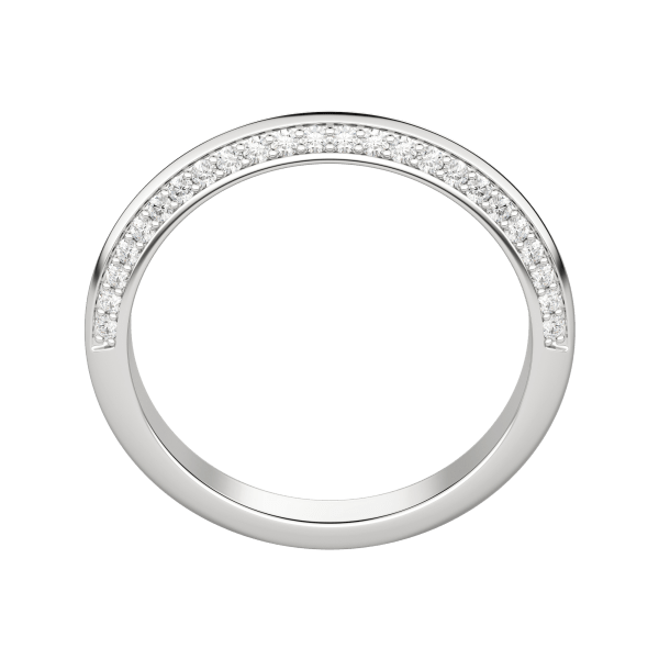 Hover, 18K White Gold, Platinum,