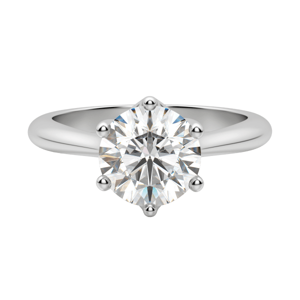 Platinum, 18K White Gold,