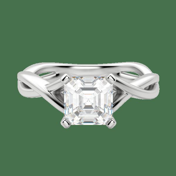 Platinum, 18K White Gold, Default,