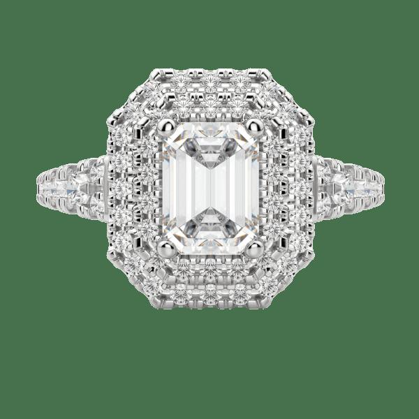 Default, Platinum, 18K White Gold,